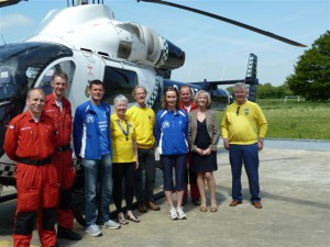 Crowborough Lions and Air Ambulance