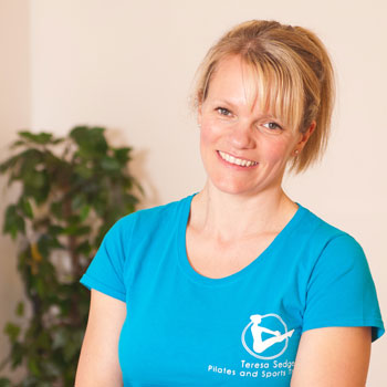 Teresa Sedge: Pilates and Sports Therapy