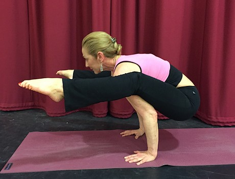 Ashtanga Vinyasa and Pranayama Yoga