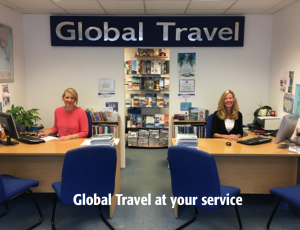 Global Travel at your service