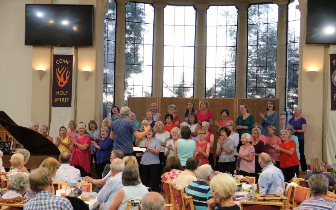 Singing for Fun Ladies Choir