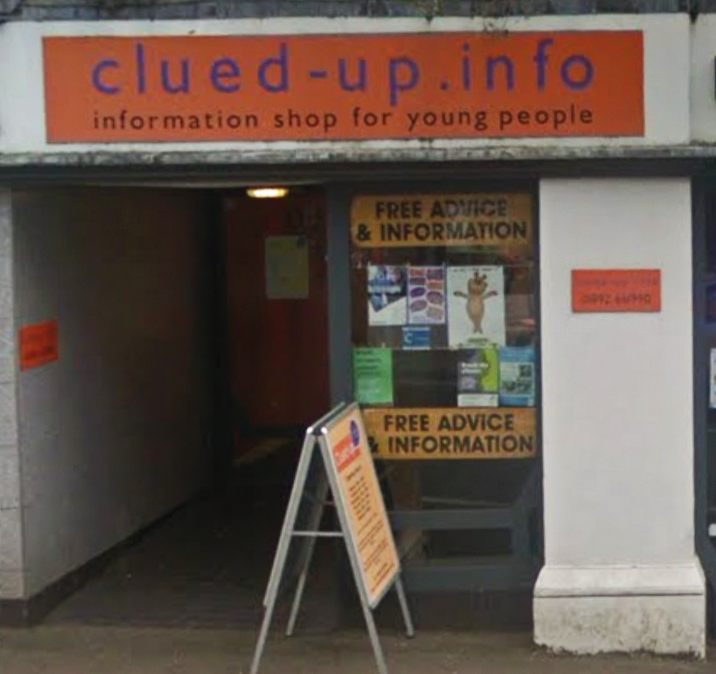 Feature: Clued-up.Info supporting young people aged 11-25