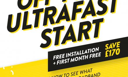 The Need for Speed…Ultrafast Broadband by Trooli