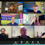 Chamber meeting on zoom