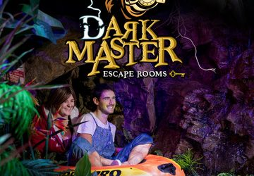 DarkMaster Escape Rooms – Are you ready for a new challenge?