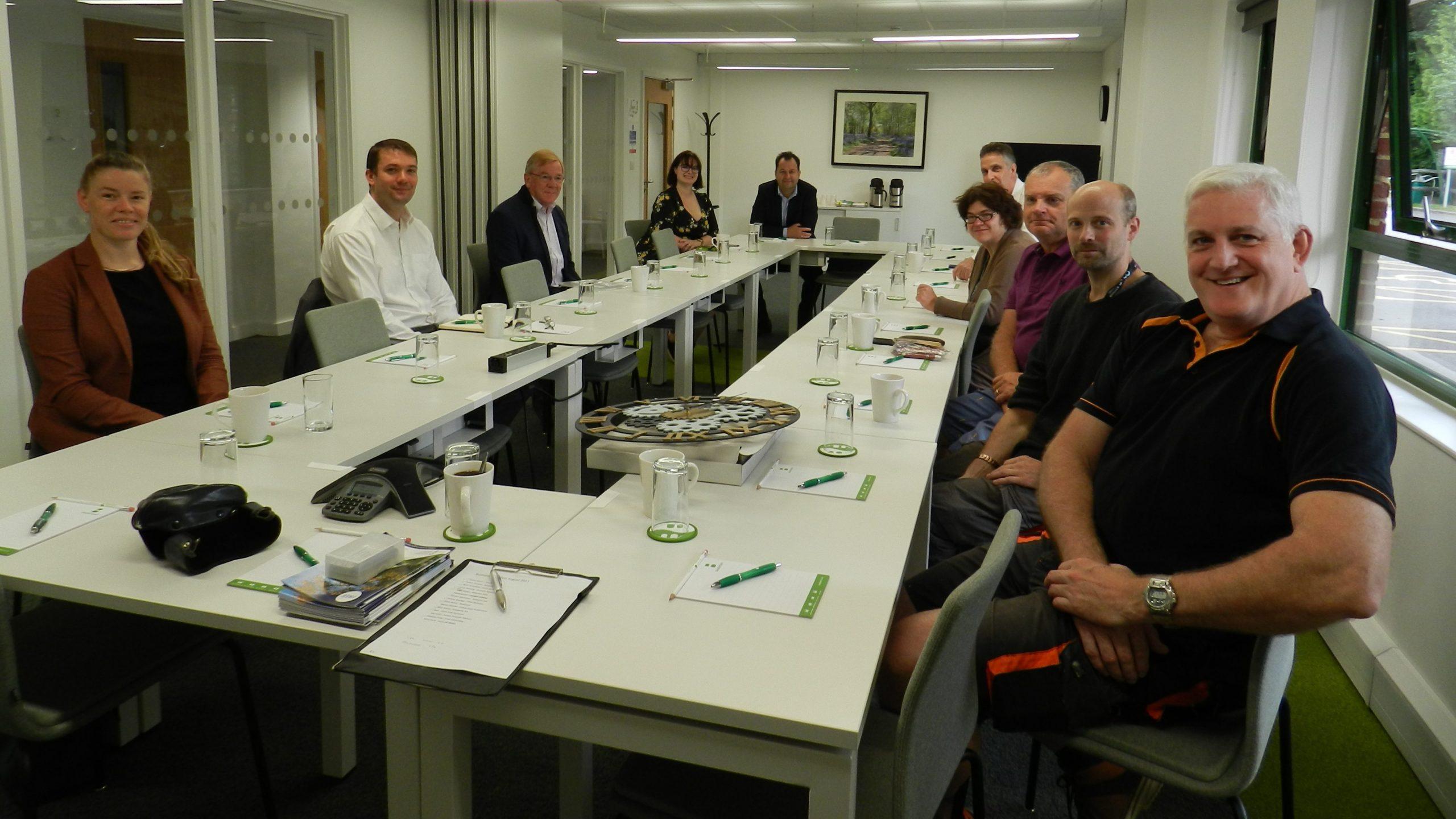 Crowborough Chamber Business Breakfast